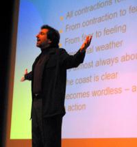 Raphael Cushnir Speaking